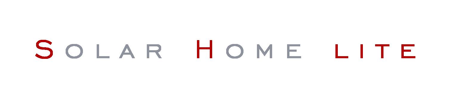 Solar Home Lite Logo
