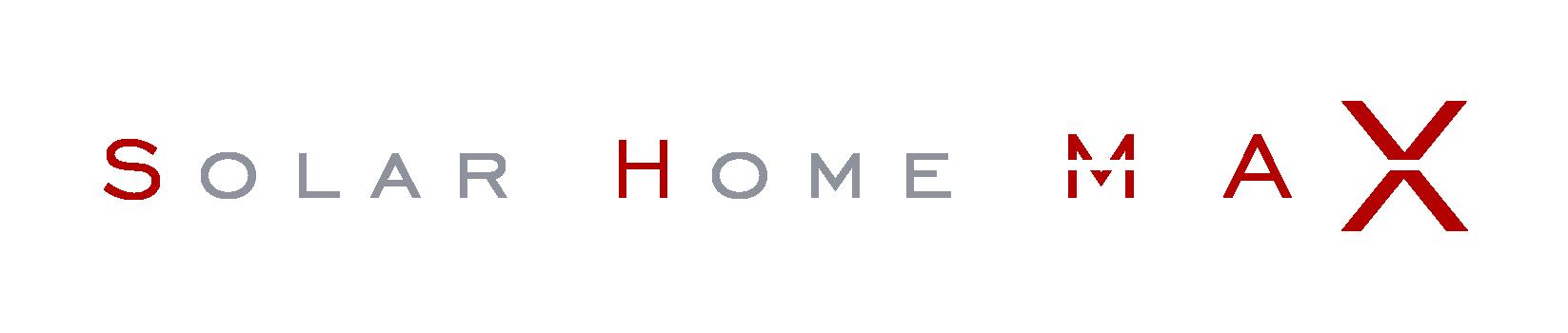 Solar Home Max Logo