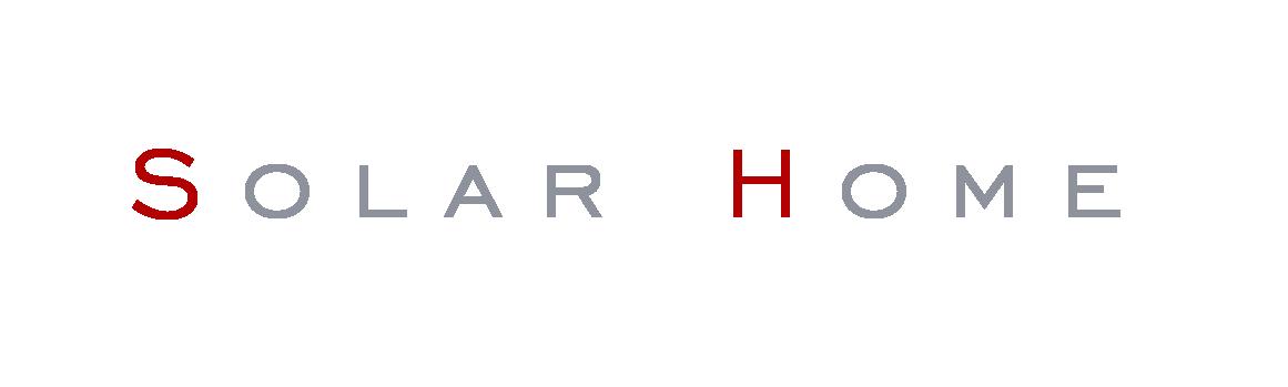 Solar Home Logo